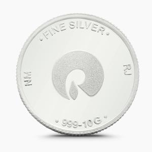 10 Gram Silver Coin Coins